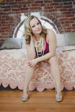 Boudoir Photography in CT