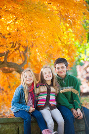 Fall Portrait Session with Heidi Hanson Photography