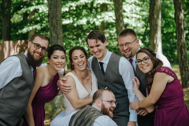 Pavillion at Crystal Lake Wedding