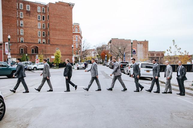 Troy NY Revolution Hall Wedding