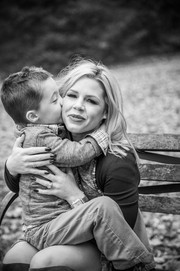Fall Family Session in New England
