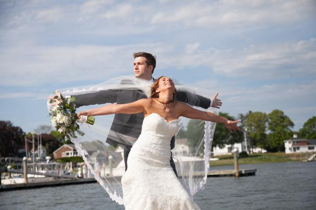 Milford Yacht Club Wedding Photography