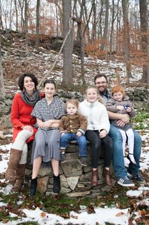Family Portraits by Heidi Hanson