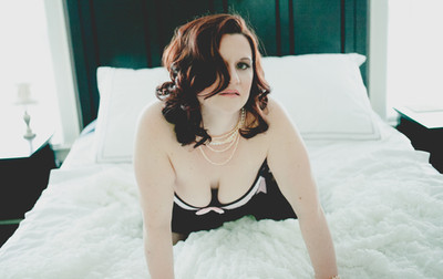 Boudoir Photography in Connecticut