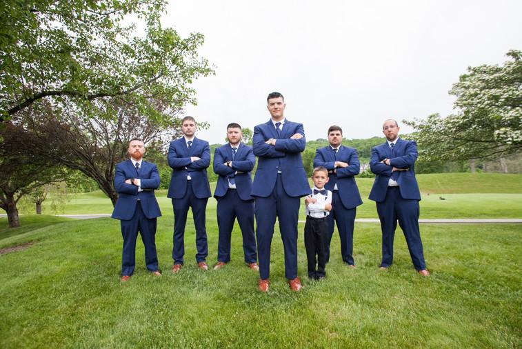 Great River Golf Club Wedding