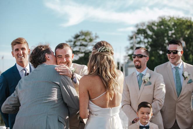 Saybrook Point Inn and Spa Wedding