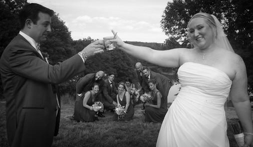 Wedding Portraits by Heidi Hanson