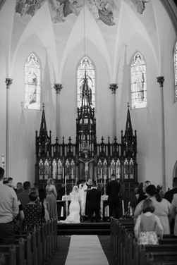 Manchester Connecticut Church Wedding