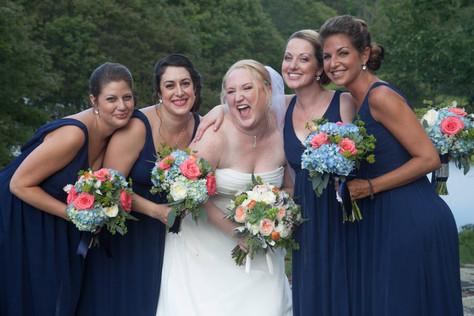 Shoreline Wedding by Heidi Hanson