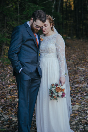 Bobwricka Campground Wedding