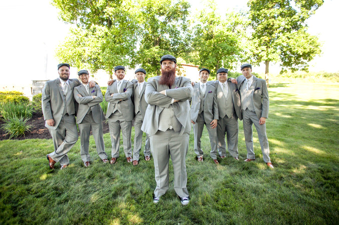 Guilford Fair Grounds Wedding