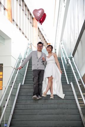 UConn Engagement Photography