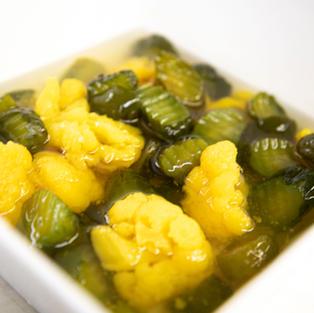 Sweet Pickel Mix