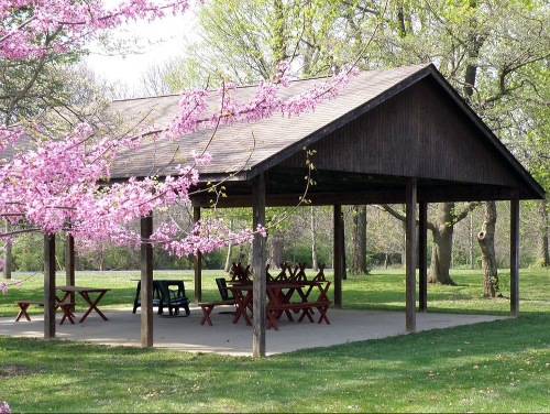 Quaker Hill shelter