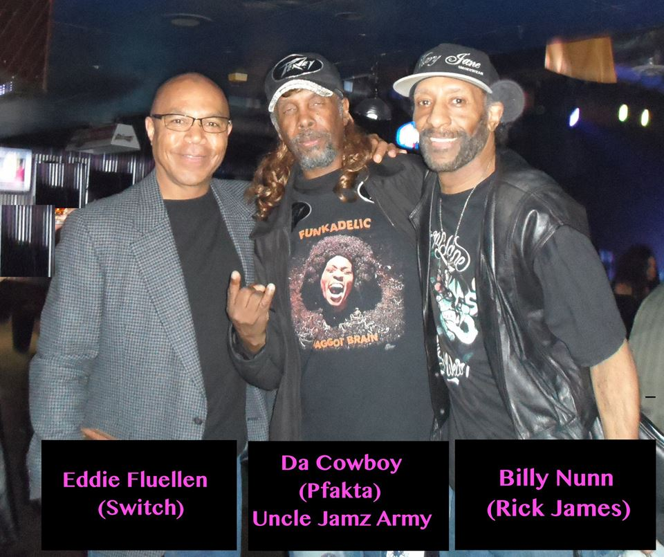 EDDIE FLUELLEN,COWBOY,BILLY