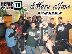 MARY JANE SMOKEWEAR