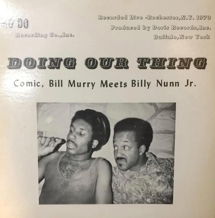 billy Nunn & BILL MURRY 1
