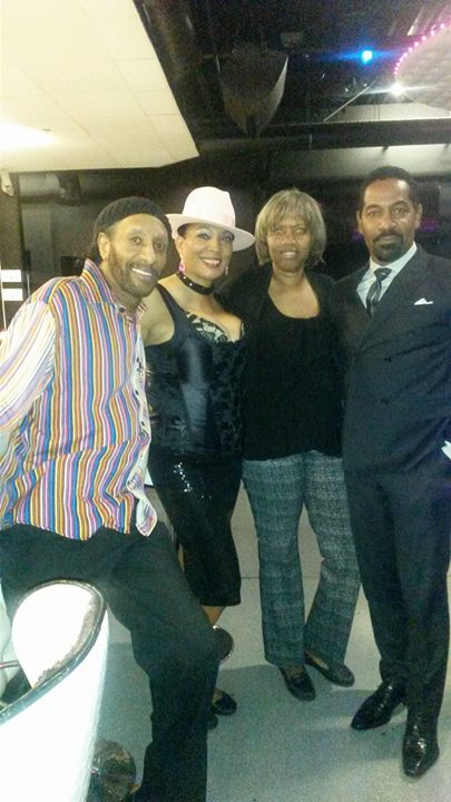 BILLY,LADY S,KEITH WASHINGTON