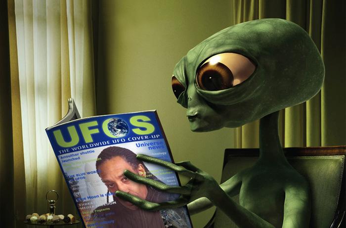 BILLY N UFO'S