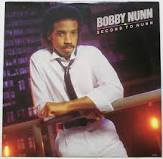 BOBBY NUNN SECOND TO NUNN