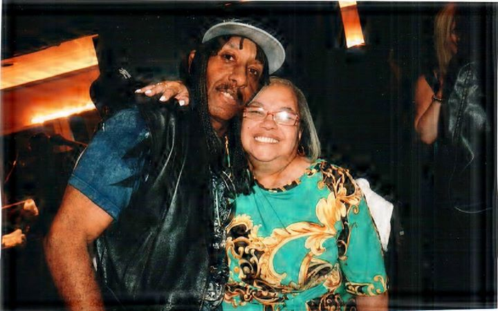 BILLY & CAMILLE JOHNSON( RICKS SIS)