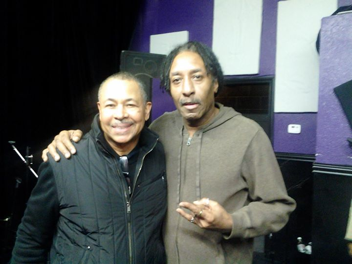 BILLY & RALPH JOHNSON EWF