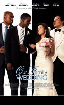 OUR FAMILY WEDDING