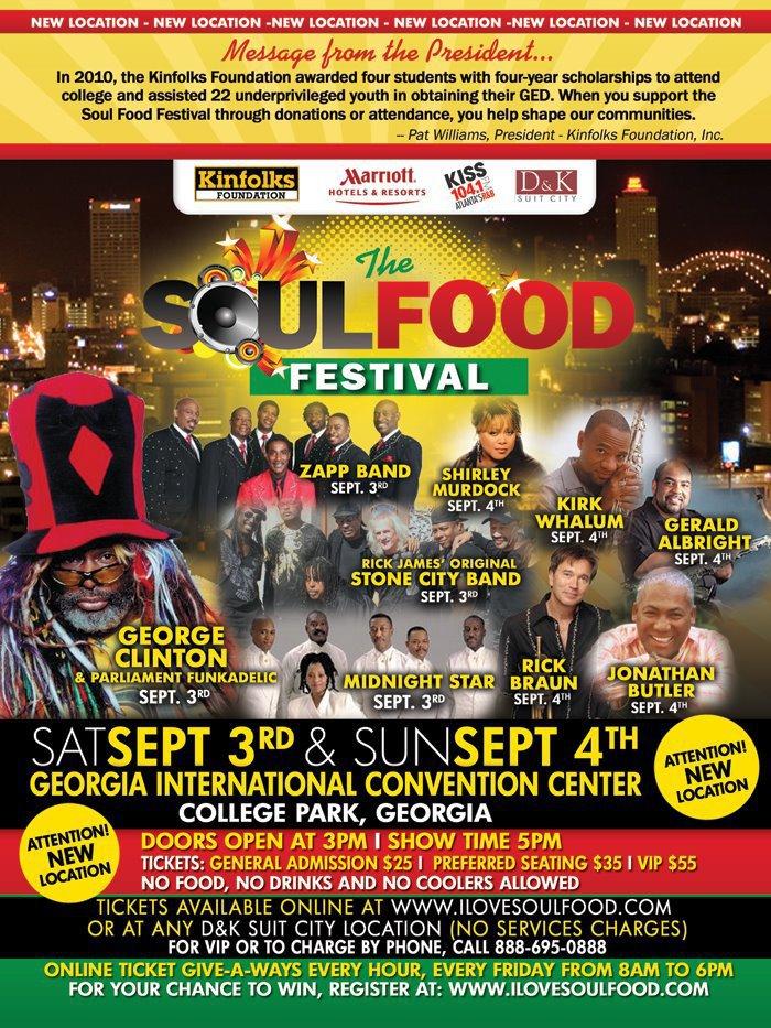 OSCB SOUL FOOD FEST ATL