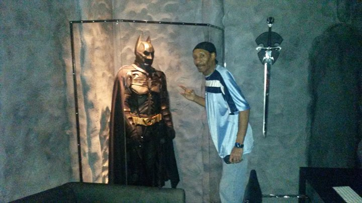 BILLY & BATMAN
