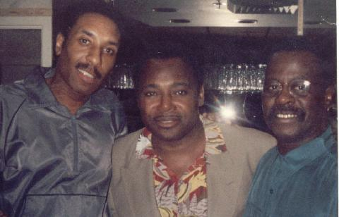 BILLY ,GEORGE BENSON, BILLY RAY
