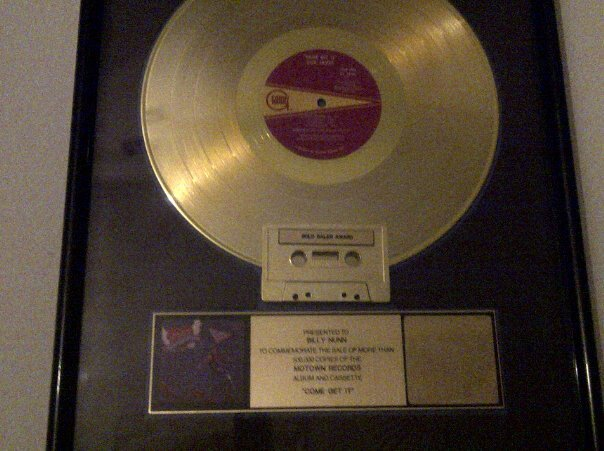 GOLD LP- COME GET IT ~~~