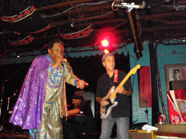 BILLY & BLOWFLY IN AUSTIN TEX.