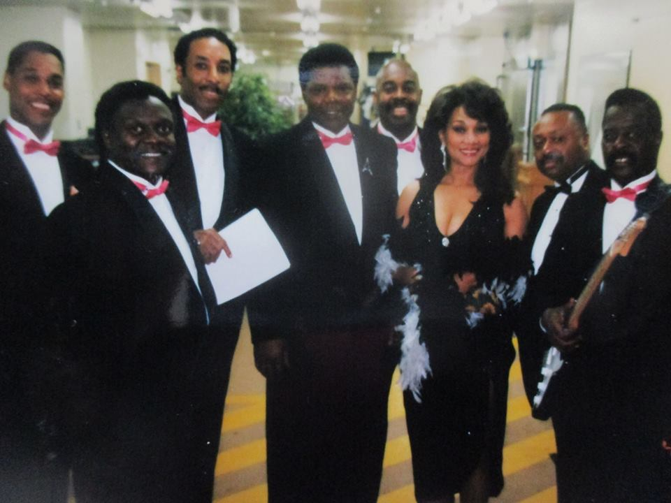 THE PLATTERS IN CHICAGO