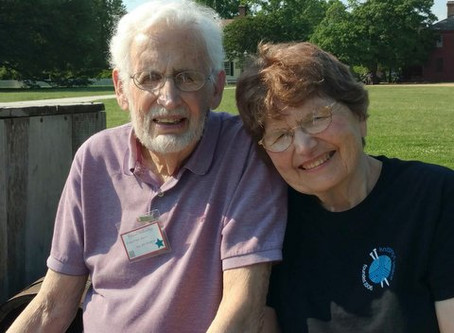 A Chat with Warren and Shirley Thomas