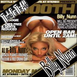 BILLY NUNN- SMOOTH