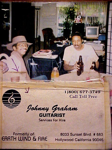 "BILLY & JOHNNY ""G"" EWF"