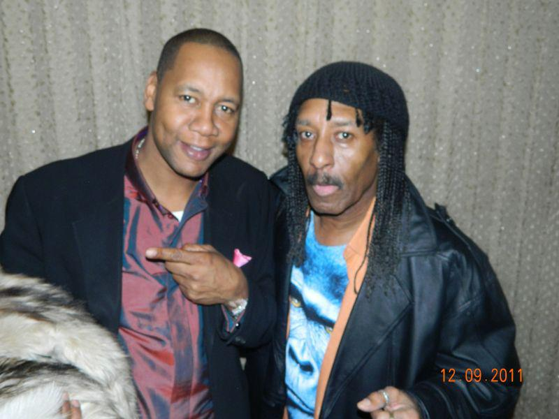BILLY & MARK CURRY