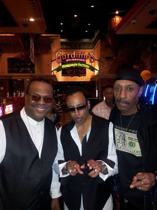 BILLY,SKIP RICE,MORRIS DAY