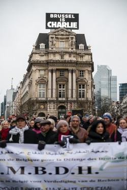 Bruxelles janvier 2015-2