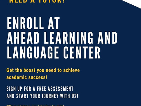 Reap the Benefits of Tutoring