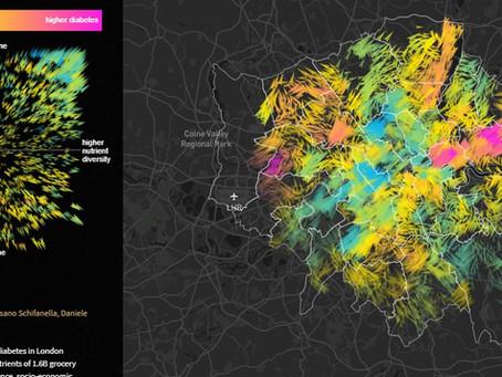 מפות שמחות, מפות בריאות מפות מריחות.
