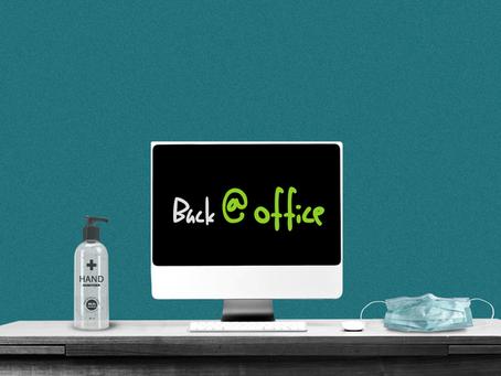 אז בעצם למה אתם רוצים לחזור למשרד?