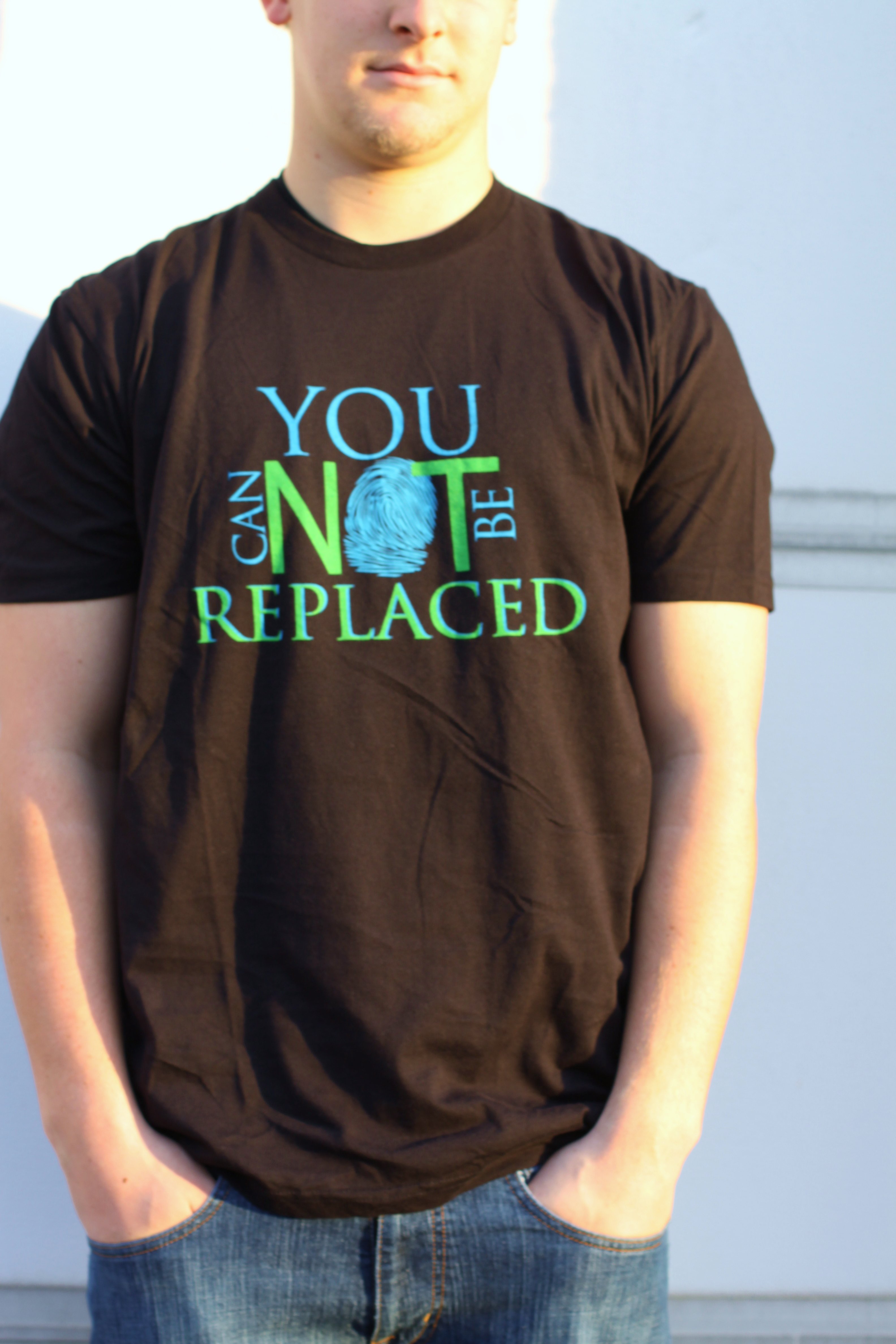 You Can NOT Be Replaced