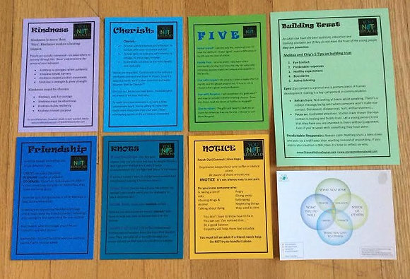 Assembly Cards Bulk Order 50 cards