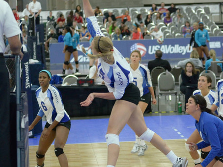Q & A with Megan Timmins, Coach and Former Professional Volleyball Player