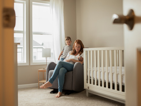 Newborn Lifestyle Session - What to expect!