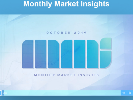 Monthly Market Insights for October