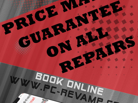 WE PRICE MATCH ANYWEHRE IN YORK - TRY US TODAY