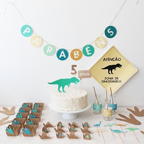 Dinossauros - Party Box