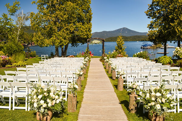 mariage cérémonie fleus